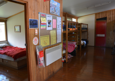 Supervisor's room in dormitory